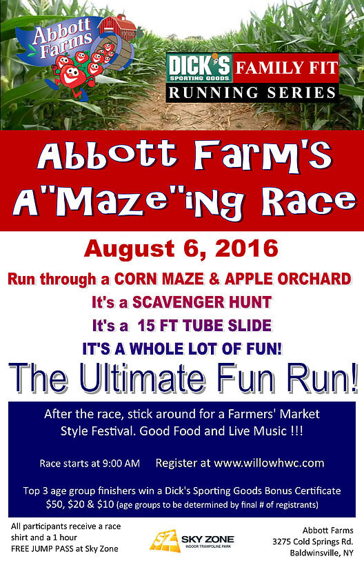 Abbott Farms Amazeing Race
