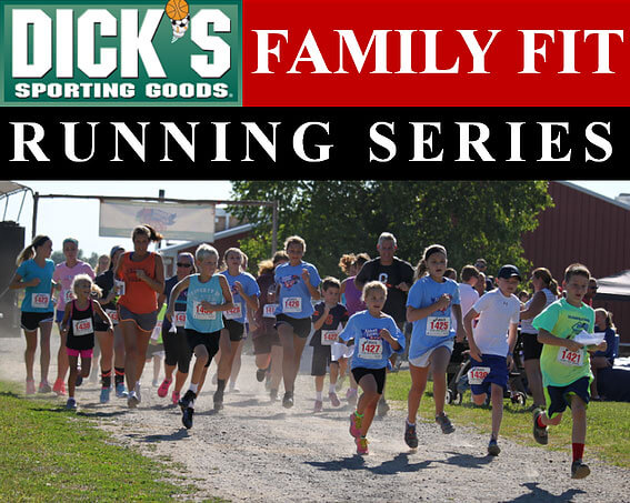 2018 Dick's Sporting Goods Family Fit Series
